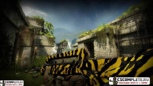 Модель FAMAS для CS:GO Jungle Tiger