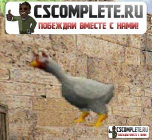 Лого Chicken для CS 1.6